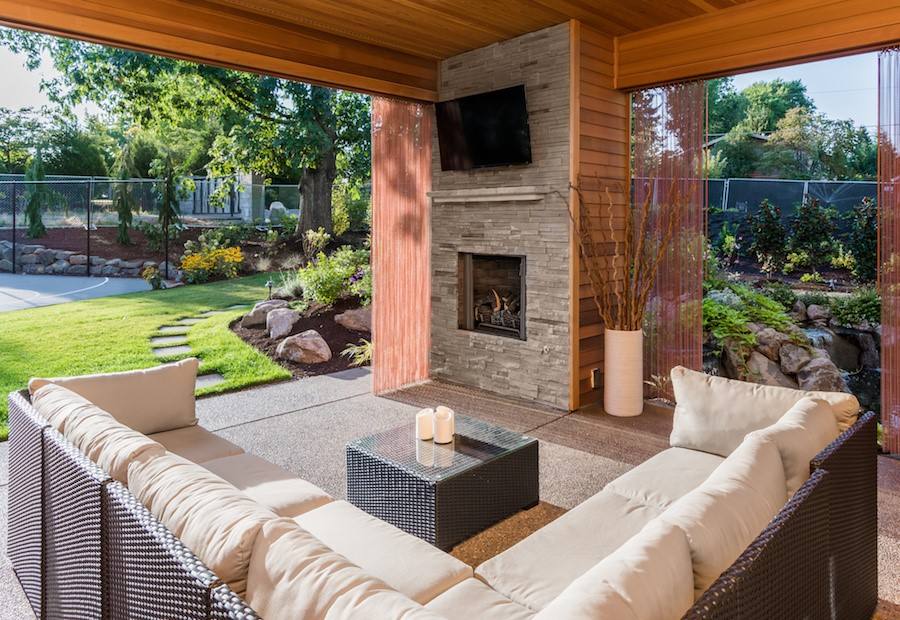 Upgrade Your Outdoor Living Space with Weatherproof Technology
